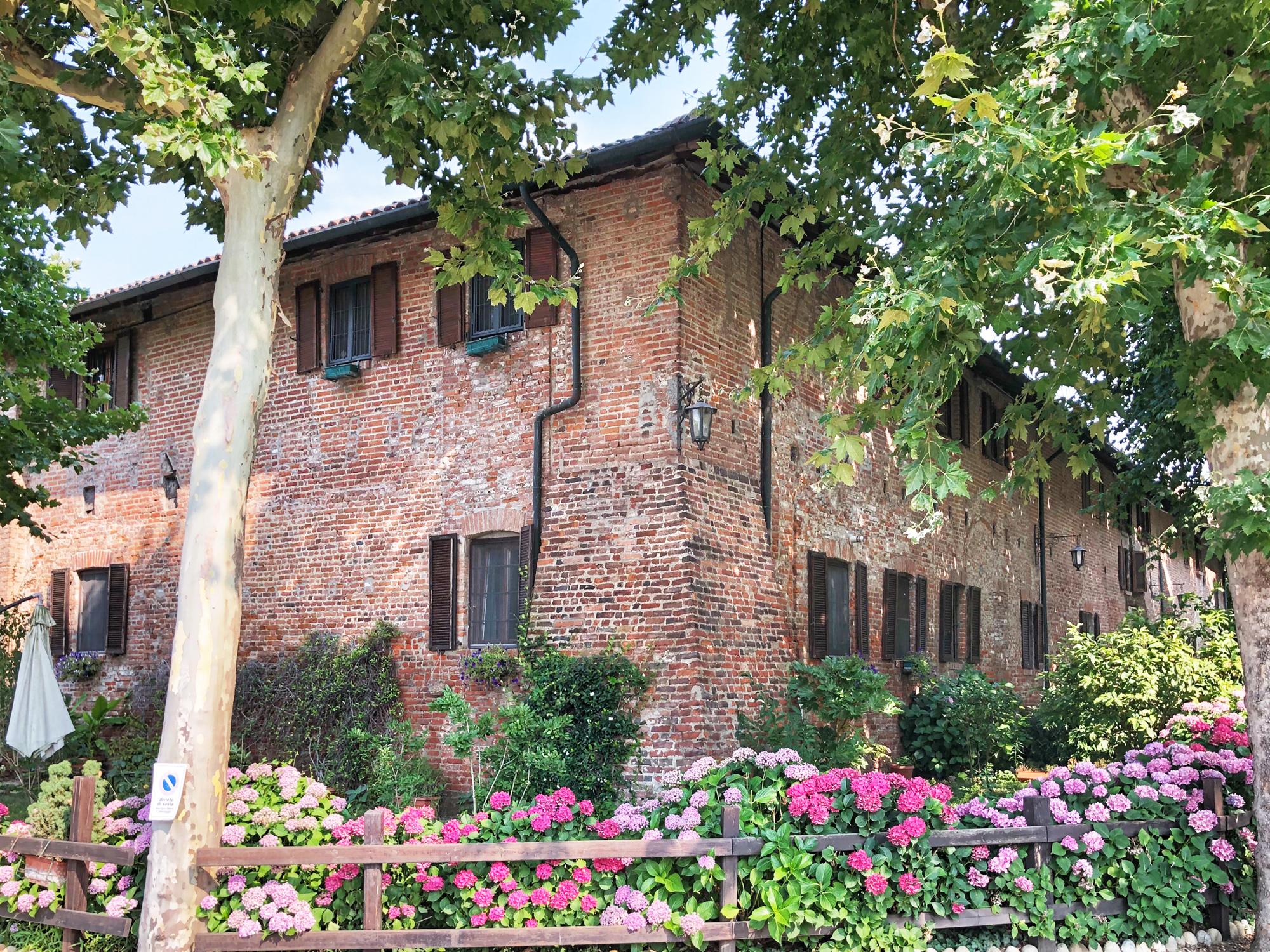 castello longhignana